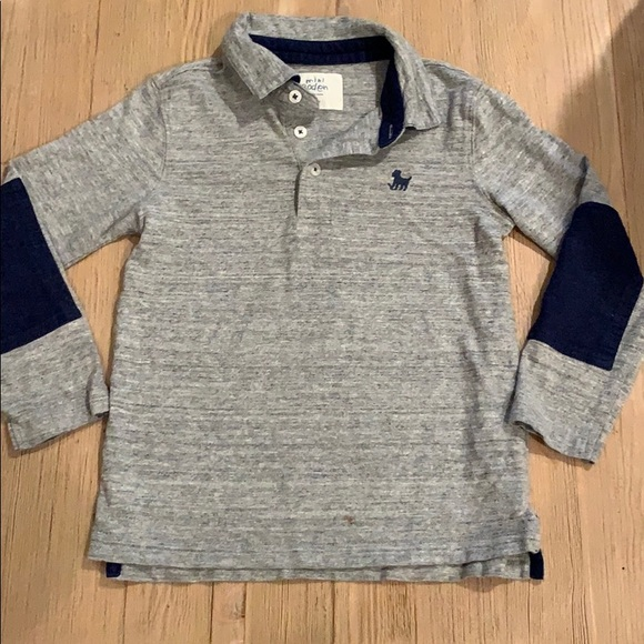 Mini Boden boys top 2 3 4 5 6 7 8 9 10 11 12 years vehicle applique NEW RRP $30
